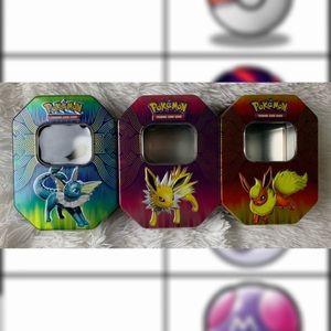 Pokémon Tin Set - Eeveeolutions Gen 1